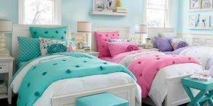 Ideia super legais para decorar quarto de crianças, um mais lindo que o outro!!!