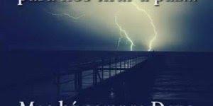 Linda mensagem, jamais perca sua fé em Deus, é ela que nos move!!!