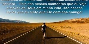 Mensagem para enviar para os amigos, não perca sua fé em Deus!!!