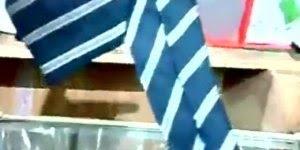 Olha só que legal esse jeito de dar nó na gravata, simplesmente perfeito!!!