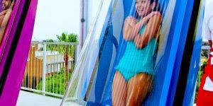 Parque aquático na Califórnia, Buena Park, muito lindo e legal o lugar!