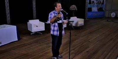 Poeta Edgar Diniz falando sabiamente de Deus, vale a pena conferir!!!