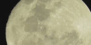 Registro da Super lua, que ocorreu dia 16 de novembro de 2016!!!