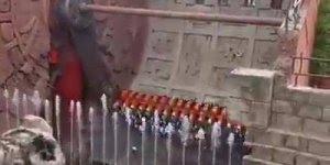 Talocan, um dos brinquedos mais emocionante e assustador do mundo!!!
