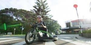 Triciclos motorizados, esses são para gente grande, confira!
