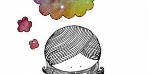 Uma cabeça cheias de medos não tem espaço para sonhos, compartilhe!