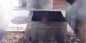 Vídeo de torramento de cafe totalmente artesanal, muito legal confira!!!