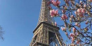 Vídeo mostrando a Torre Eiffel em Paris-França! Muito lindo!!!
