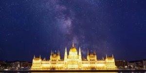 Vídeo mostrando Castelo de Buda a noite, simplesmente magnifico, confira!!!