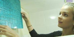 Vídeo muito legal mostrando como você pode mudar os azulejos!!!