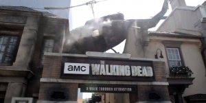 Vídeo muito legal mostrando um parque temático de The Walking Dead!!!