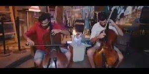 A musica que tem conquistado o mundo todo tocada no violoncelo Despacito!!!