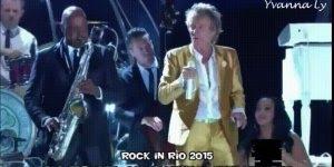 Confira um dos momentos mais emocionante do Rock in Rio 2015!