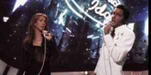 Elvis Presley e Celine Dion - If I Can Dream, vale a pena ouvir!