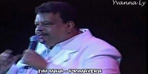 Grande Tim Maia cantando a música Primavera, sensacional!!!