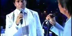 Linda musica do Rei Roberto Carlos Quando eu quero falar com Deus!!!