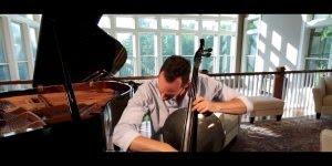 Musica Despacito tocada no piano e violoncelo, simplesmente maravilhoso!!!