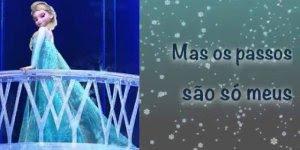 Musica Já Passou, versão Portuguesa da musica de Frozen!