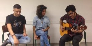 Musica Moça por Bruno Matos, Yasmin Oliveira e Cássio Pereira!