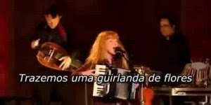 Musica The Mummers Dance por Loreena McKennitt com legenda!