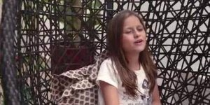 Rafa Gomes cantando musica Trem Bala da cantora Ana Vilela!