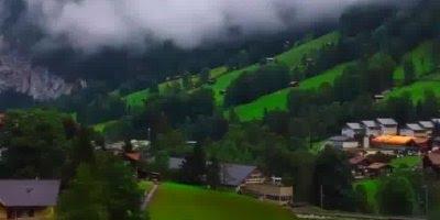 Cidade na Suíça parece ter saído de um conto de fadas, veja como é linda!!!