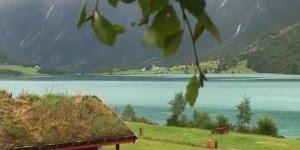 Lugar para acampar na Noruega, um pedacinho do paraíso na terra!!!