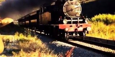 Passeio em comboio histórico do Douro em Portugal, olha só que coisa mais linda!