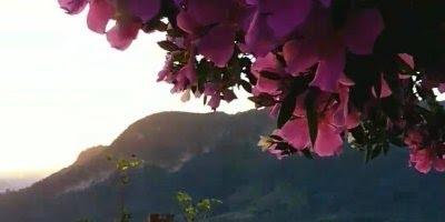 Por do sol em Chalé Lago do Baú São Bento do Sapucaí, simplesmente lindo!!!