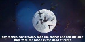 A musica This Is Halloween de Marilyn Manson é assustadoramente legal!!!