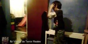 Duende e flagrado em uma gravação de duas crianças, confira o vídeo!!!