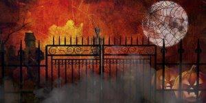 Feliz Halloween! Comemore o Halloween com os amigos e familiares!!!
