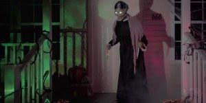 Feliz Halloween! Preciso de um boneco desses para assustar emus amigos!!!
