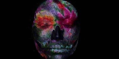Maquiagem assustadora da artista plastica Emma Allen, sinta o poder da pintura!