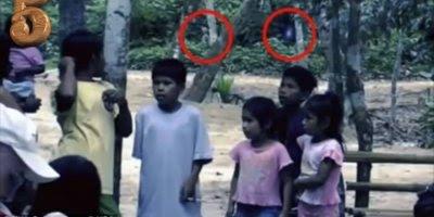 Seres assustadores que foram capturados pelas câmeras, simplesmente assustador!
