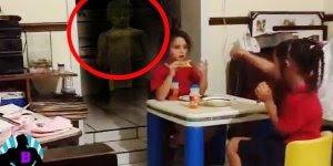 Vídeo com atividades paranormais , se você tem medo não assista!!!