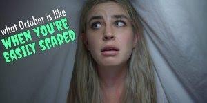Vídeo de Feliz Halloween! Cuidado o Halloween chegou, tudo é assustador!!!