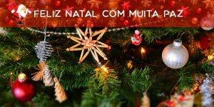 Feliz Natal com muita paz, harmonia e amor para todos, compartilhe!
