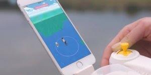 Poké-Drone, veja um pouco como funciona essa tecnologia, genial!