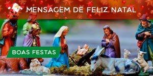 Mensagem de Feliz Natal para amigo especial. Deus abençoe a você e sua família!