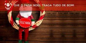 Mensagem de Natal para amigos e amigas, que o Papai Noel traga tudo de bom!!!