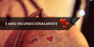 Mensagem para o Dia dos Namorados a distancia! Te amo incondicionalmente!!!