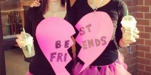 Mensagem para amigo inesquecível, somente alguns amigos ficam para sempre!