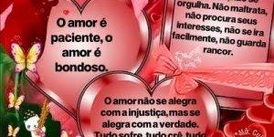 Mensagem de amor para namorado(a)! O amor tem que ser expressado todos os dias!