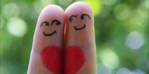 Mensagem de amor, quando sentir qualquer coisa, me chame!