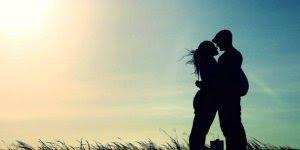Mensagem de amor. Te amo hoje, amanhã e sempre, você é aluz da minha vida!!!