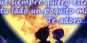 Mensagem lindíssima para seu amor em espanhol. Muito fofa!!!