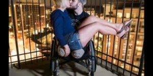 O amor verdadeiro supera tudo, veja a historia de Taylor Morris e Danielle Kelly