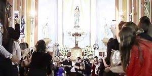 Pedido de casamento de verdade em casamento de mentira, por Jivago Sales!