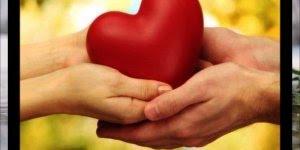 Vídeo com linda mensagem de amor. Meu coração é a sua morada!!!